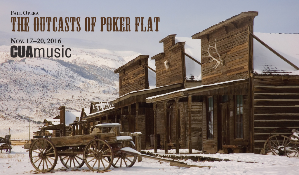 the outcasts of poker flat pdf