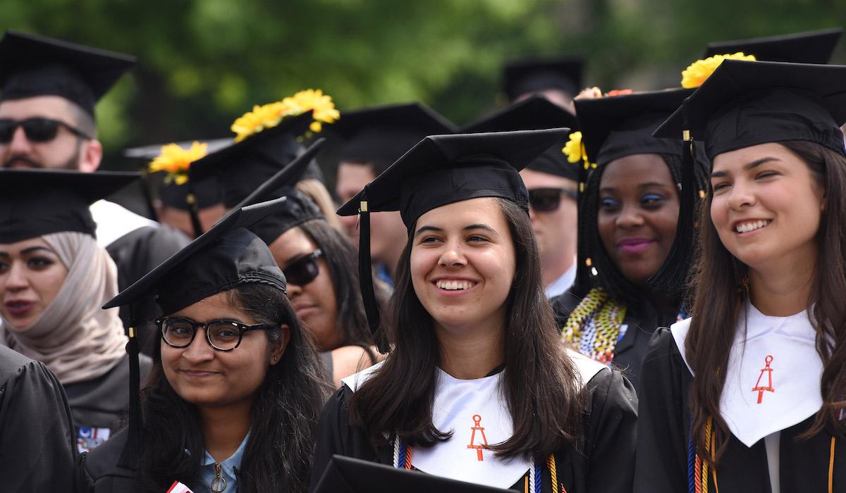 2018 Catholic University Commencement