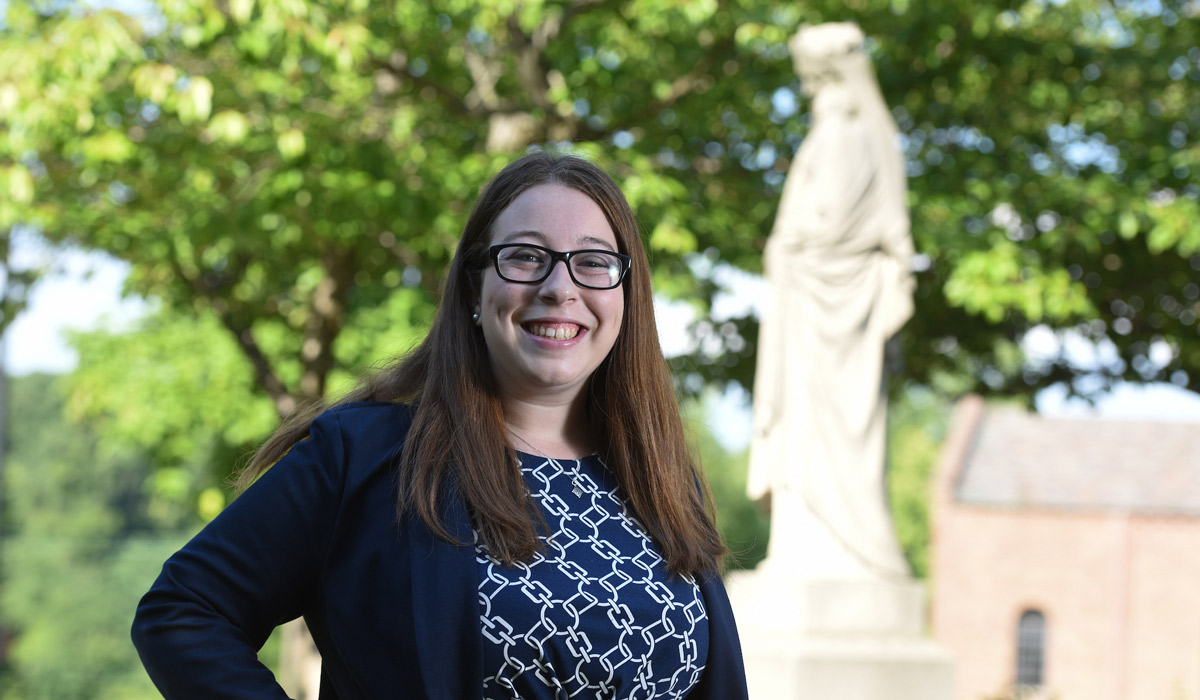 Danielle Flood: A Catholic Mind for Social Work