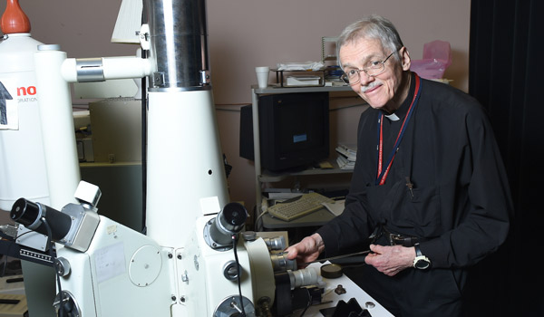 A Priest with a Scientific Vocation