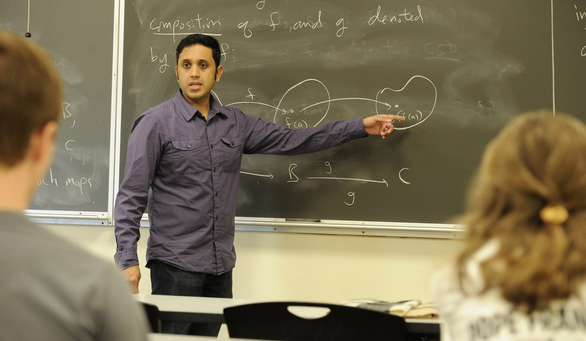 Vijay Sookdeo: A Catholic Mind for Mathematics