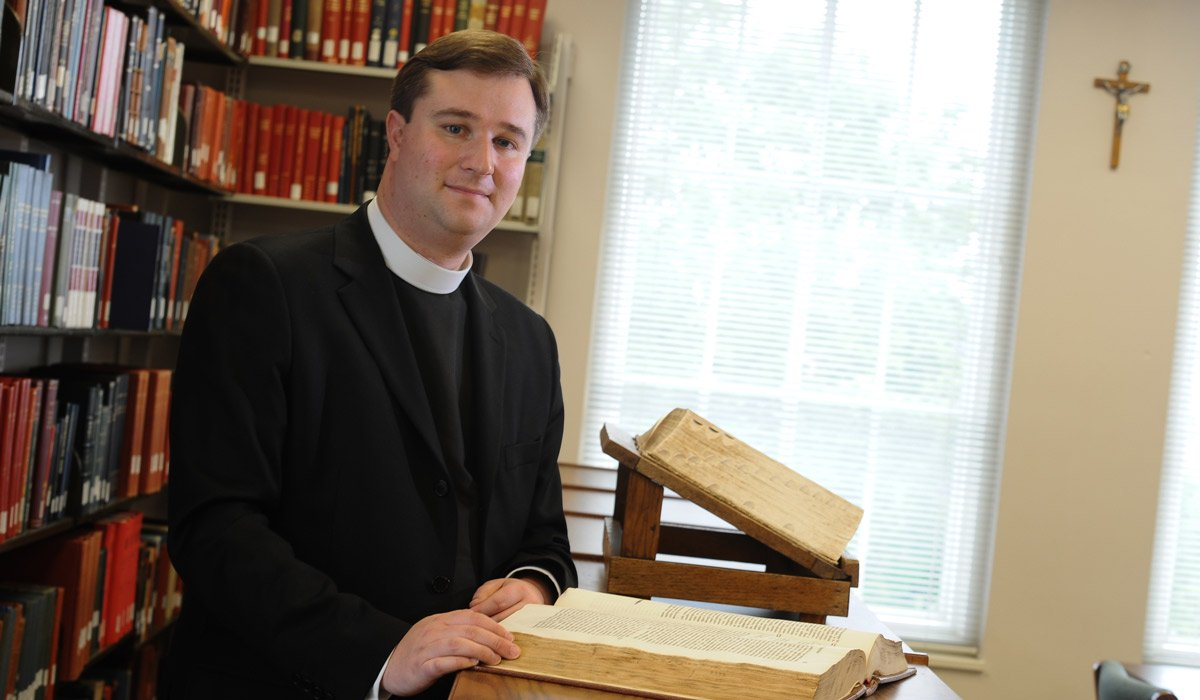 Father James Bradley: A Catholic Mind for Canon Law