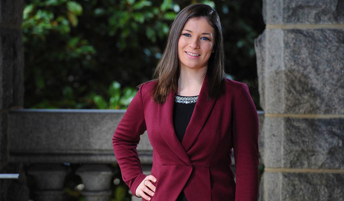 Celina Holler: A Catholic Mind for Business