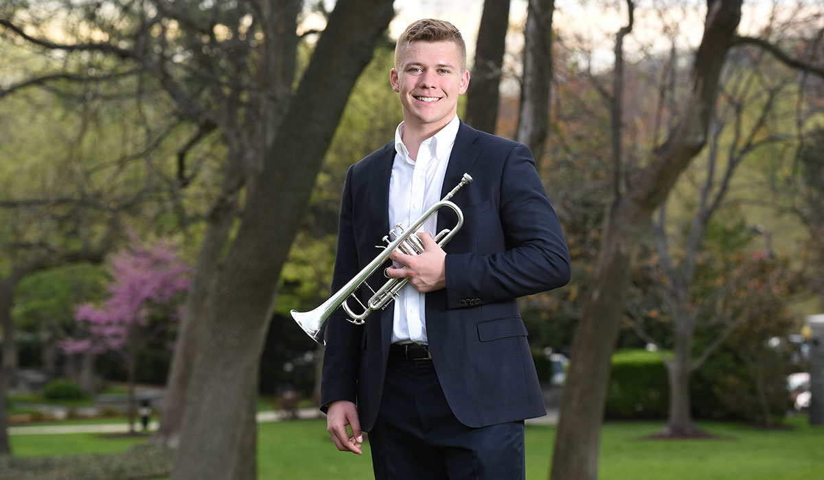 Matt Fitzsimmons: A Catholic Mind for Trumpet Performance