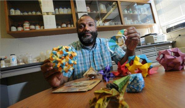 Incorporating Origami into Scientific Research