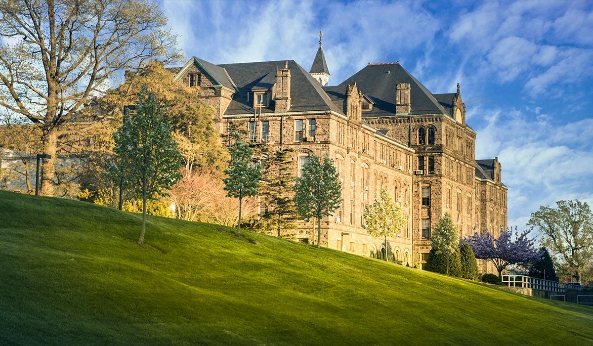 Facultades de la Universidad Católica