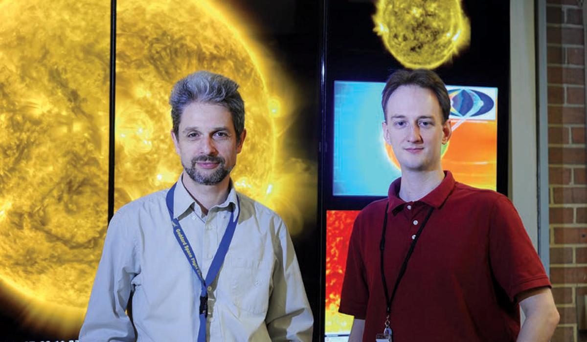 Partnership with NASA