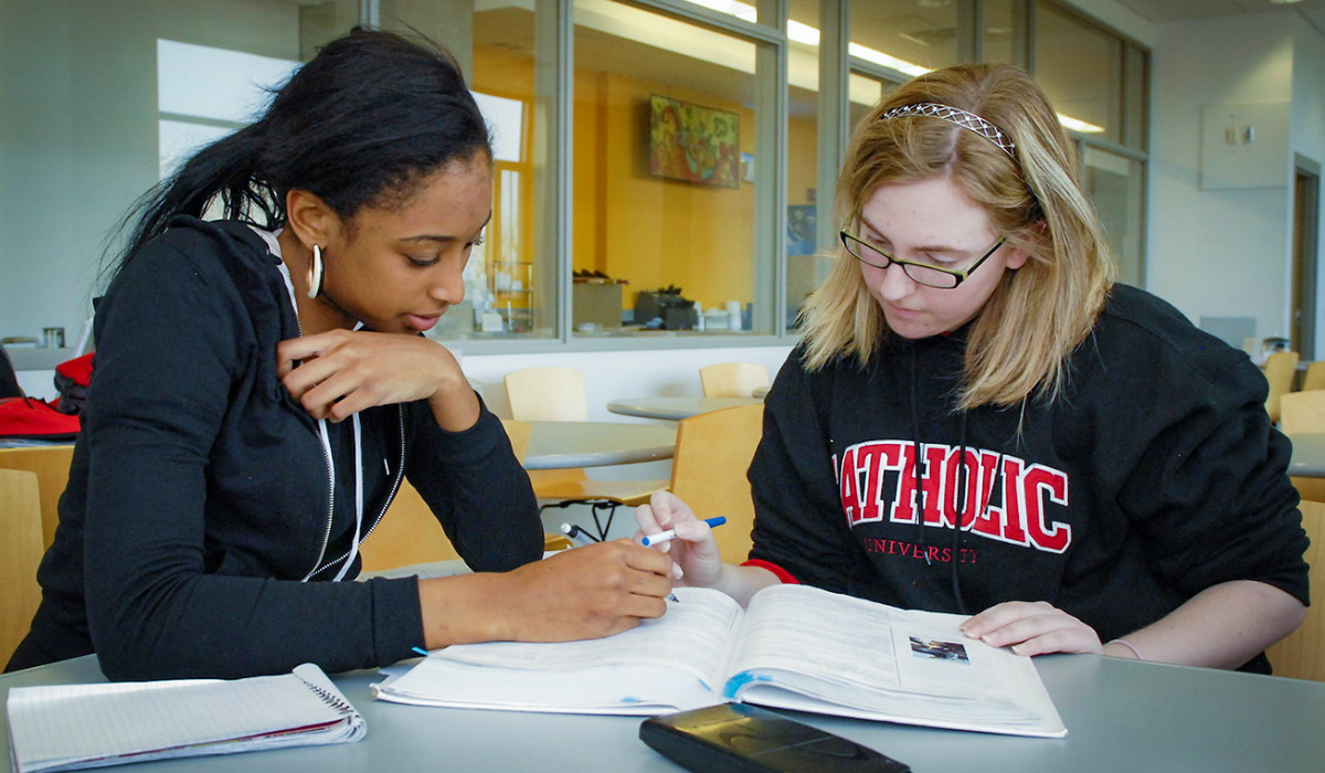 Tutoring at CUA