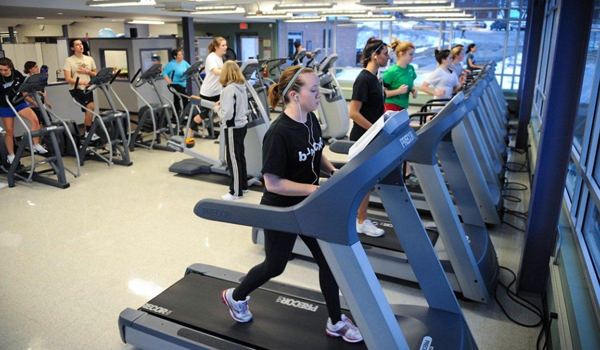 The Eugene I. Kane Fitness Center