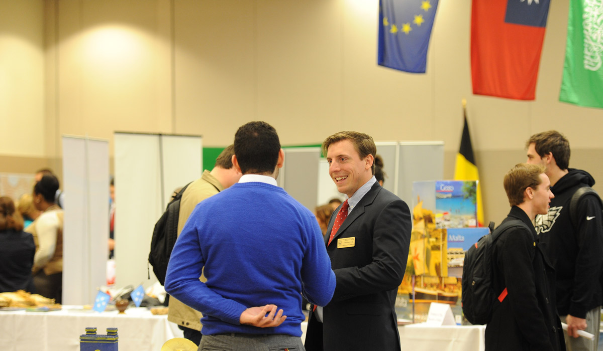 International Week at Catholic University