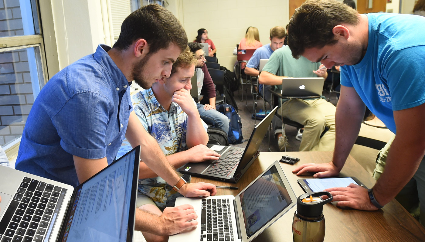 Startups Course Helps Students Turn Ideas into Companies