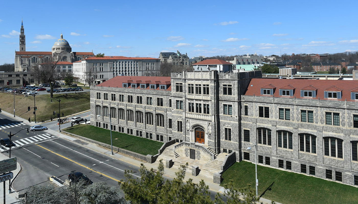 50 Major Campus Buildings
