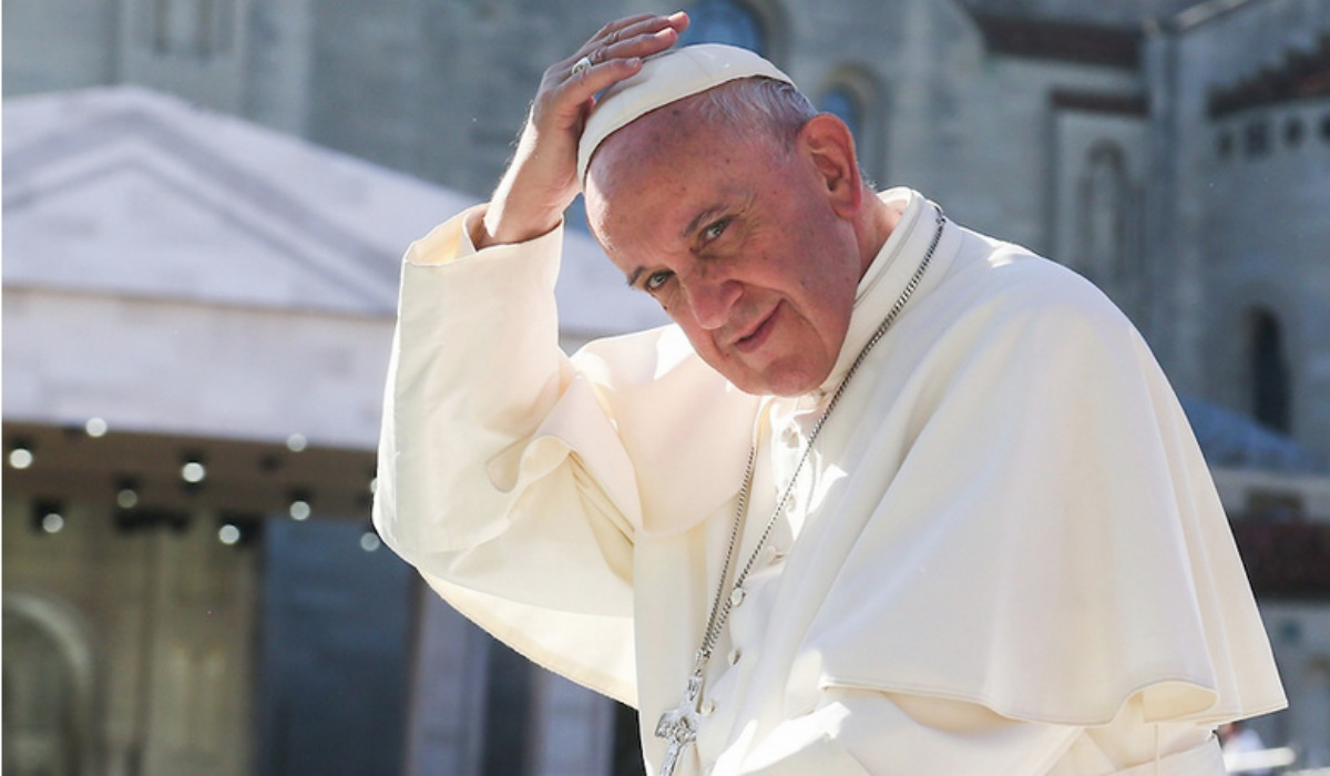 Pope Francis Visit to Catholic University