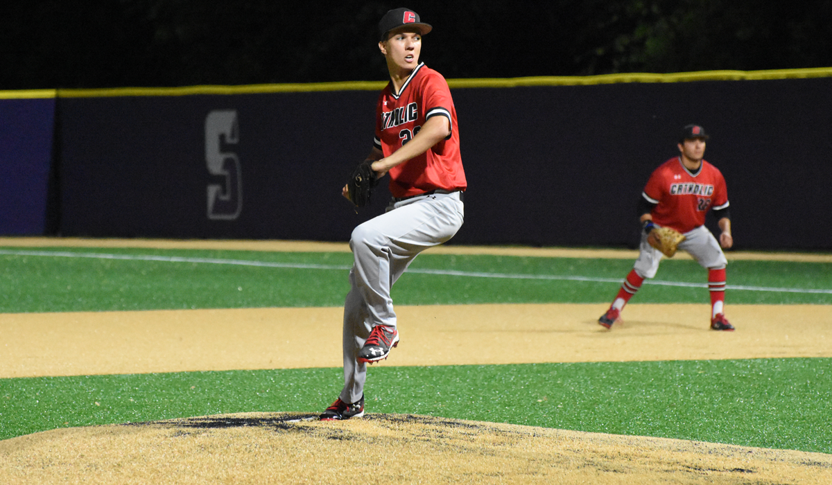 Cardinal Pitcher Headed to France for Olympic Qualifier