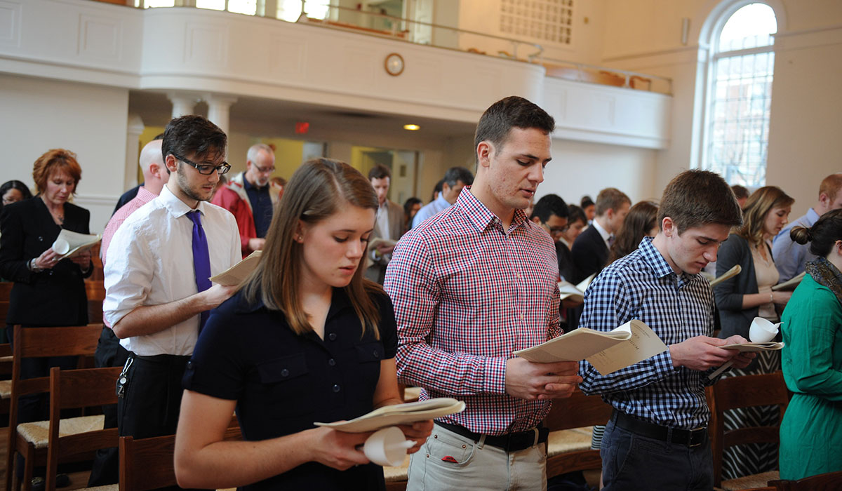 Mass in Solidarity for Hurricane Irma Victims