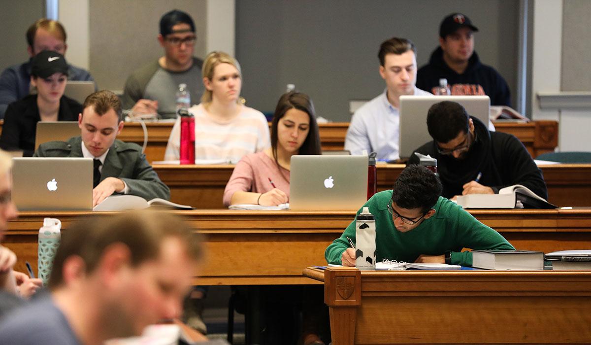 Fall Semester Begins for Law School
