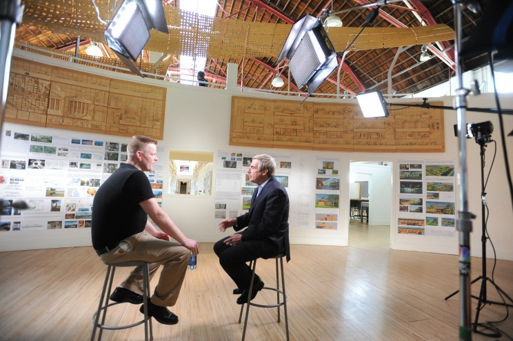 Evan Cole speaks to Robert Bazell of NBC Nightly News.