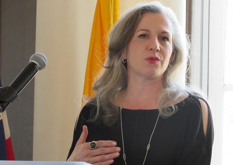 Eleanor Holdridge speaks about the University's active involvement in the local theatre community