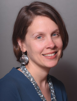 Julia Young, Ph.D. Headshot