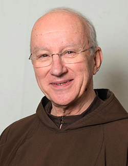 Rev. Regis J. Armstrong, O.F.M. Cap., Ph.D. Headshot