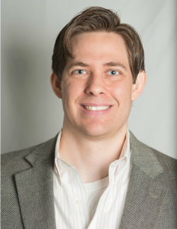 Aaron Michael Butts Ph.D. Headshot