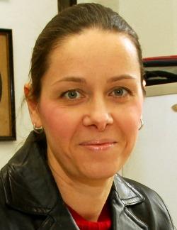 Agnes Cave, Ph.D. Headshot