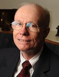 John J. Convey Ph.D. Headshot