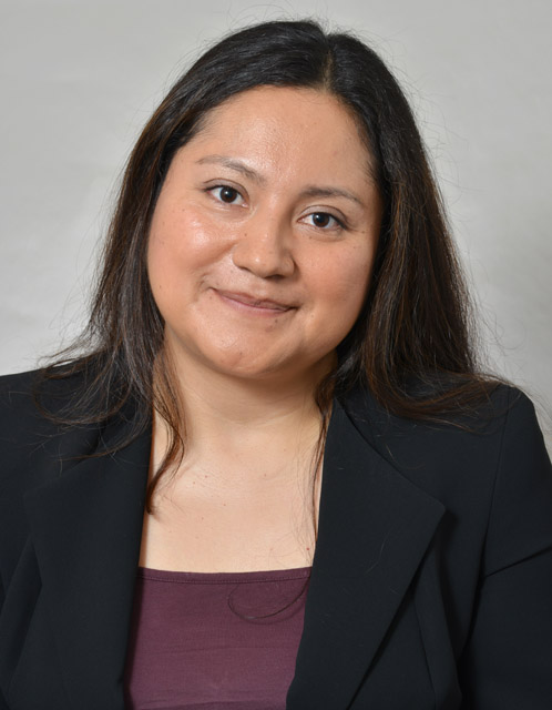 Martha Cruz Zuniga Ph.D. Headshot