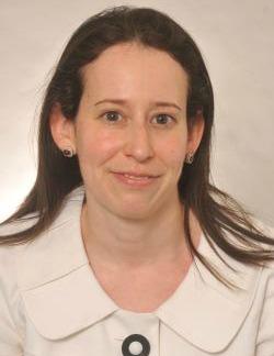 Jennifer R. Davis, Ph.D. Headshot