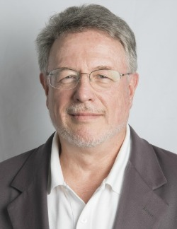 William D. Dinges Ph.D. Headshot
