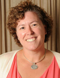Eileen A. Dombo Ph.D., LICSW Headshot