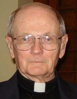 Rev. John T. Ford, C.S.C., S.T.D. Headshot