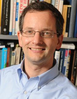 Matthew Green Ph.D. Headshot