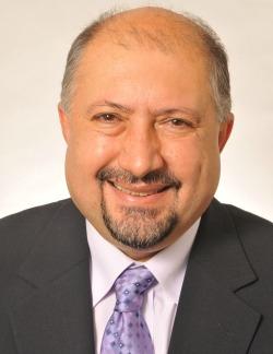 Nader Namazi, Ph.D. Headshot