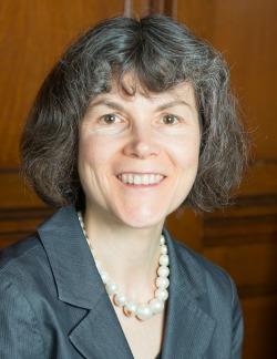 Jennifer Paxton Ph.D. Headshot