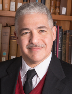 Antonio F. Perez, J.D. Headshot