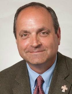 William Rainford LMSW, Ph.D. Headshot