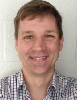 Christopher B. Raub, Ph.D. Headshot