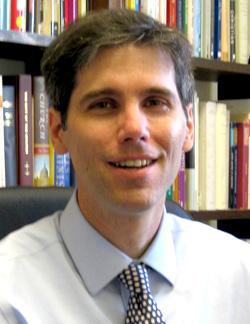 Christopher Ruddy Ph.D. Headshot
