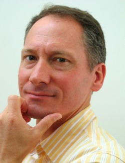 Frederic Sautet Ph.D. Headshot