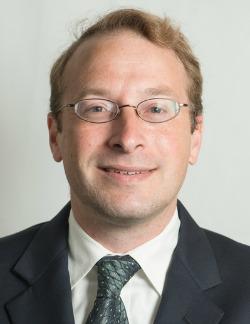 Paul Scherz Ph.D. Headshot