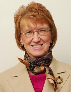 Merylann Mimi J. Schuttloffel, Ph.D. Headshot