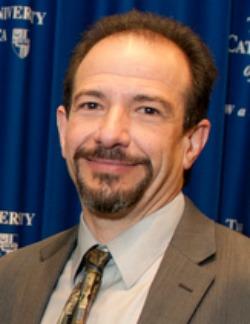 Ernest Suarez Ph.D. Headshot