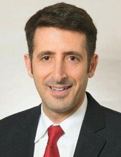 Andrew V. Abela, Ph.D., Headshot