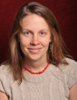 Julia Young Ph.D. Headshot
