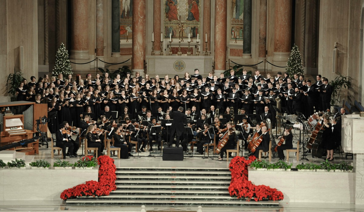 Annual Christmas Concert for Charity