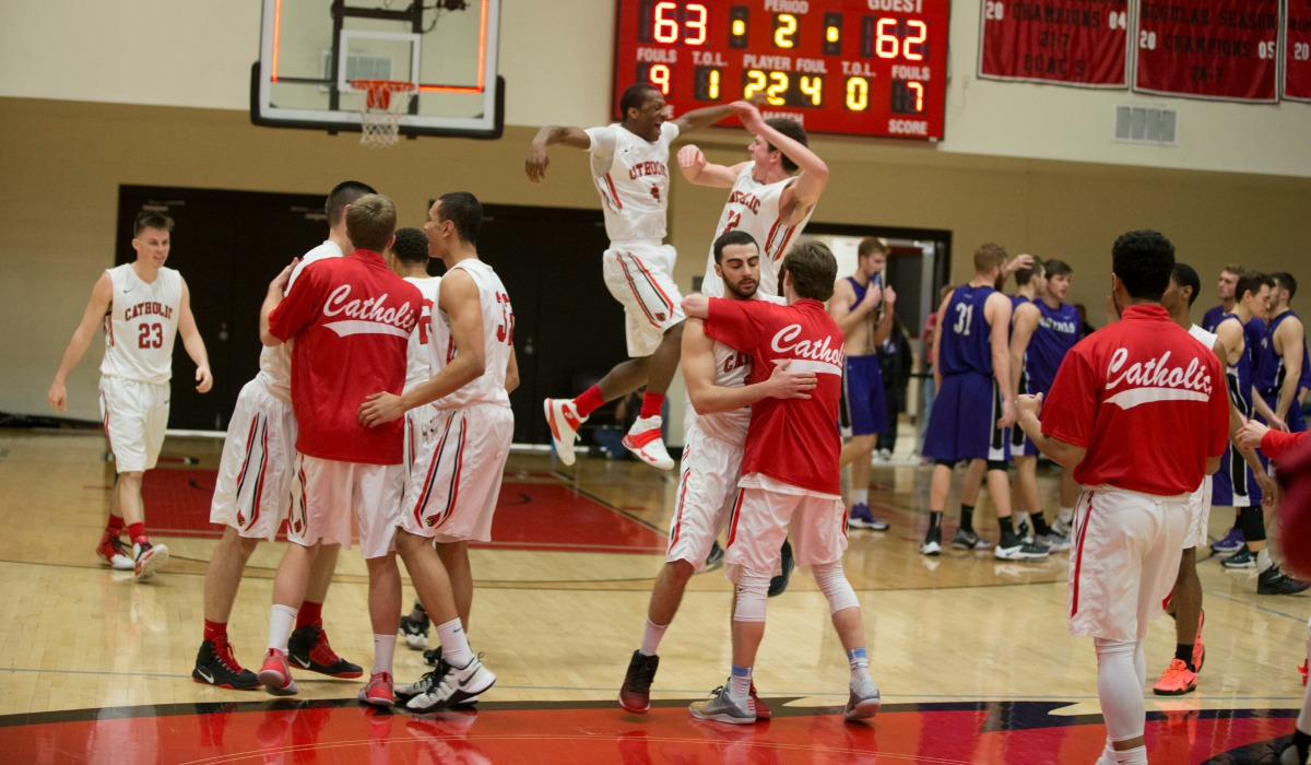 Catholic University men's basketball