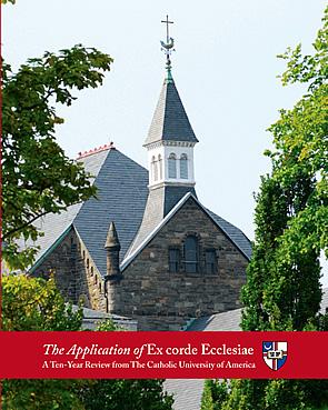 Ex Corde Ecclesiae report