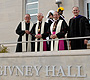 McGivney Hall, restored by a generous grant from the Knights of Columbus, is the home of the John Paul II Institute for Studies on Marriage and Family.