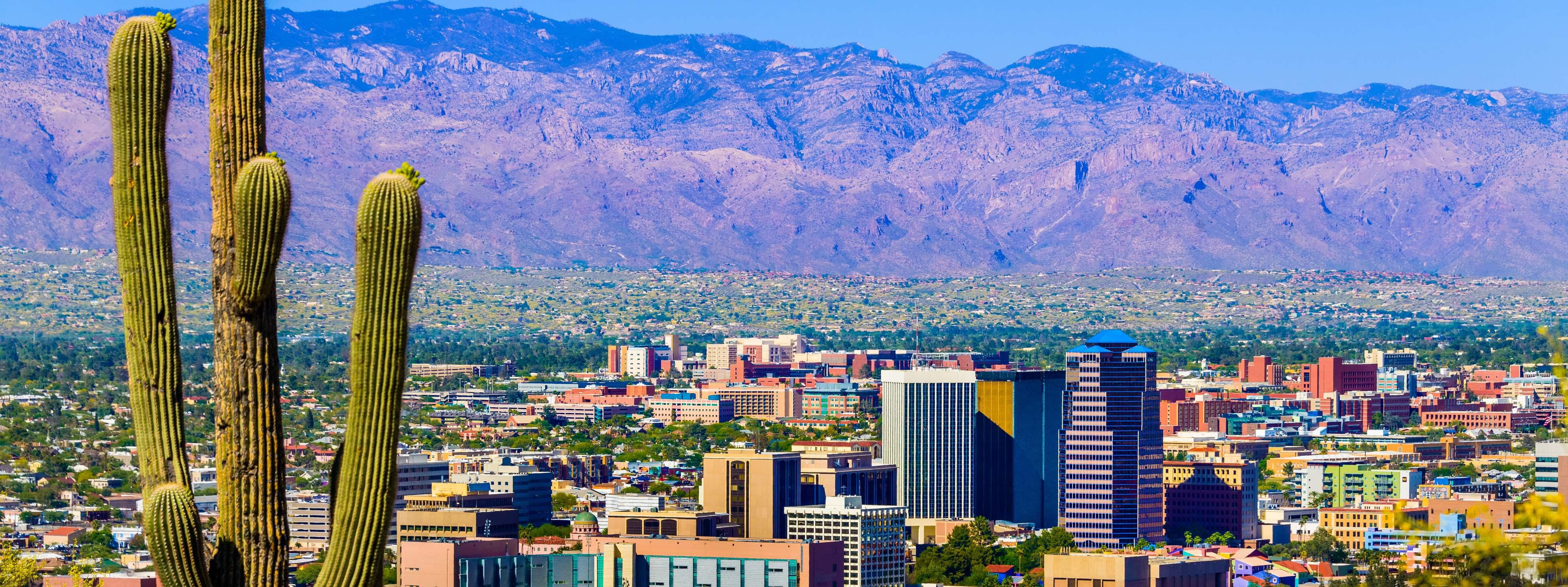 Paisaje de Tucson